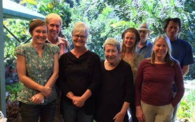 Byron Hinterland Seed Savers | Bellingen Seed Savers come for a visit