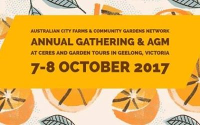 Northern Rivers Community Gardens Network | Heading to the Australian City Farms & Community Gardens Network AGM