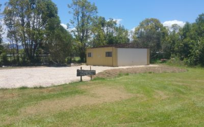 Shed Established | Mullumbimby Mens Shed